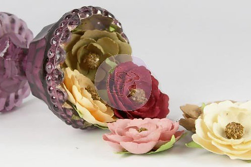 Prima Flowers Vivian Elizabeth Pack 542856 mulberry paper floral supplies