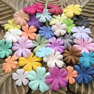 Prima Got Flowers Surprise Flowers Surprise Mix Paper Flower Random Bag of 30