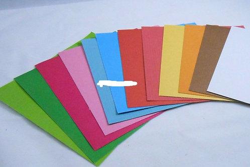 DCWV Everyday Spring 6x6 Textured Cardstock SAMPLER Pack No.104
