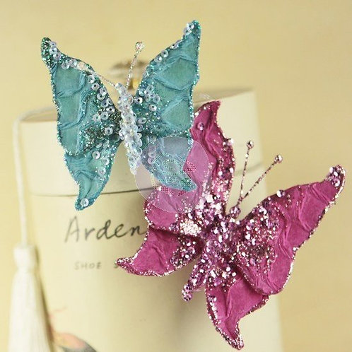 Prima Butterfly Kiss Fairy Multi Colored Pack 549497 mulberry paper