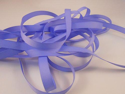5 Yards Iris Grosgrain Ribbon 3/8 inch wide trim scrapbooking embellishment