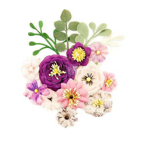 Prima Flowers Moon Child Collection Cosmic Love 636500 Purple, Pink, Beige