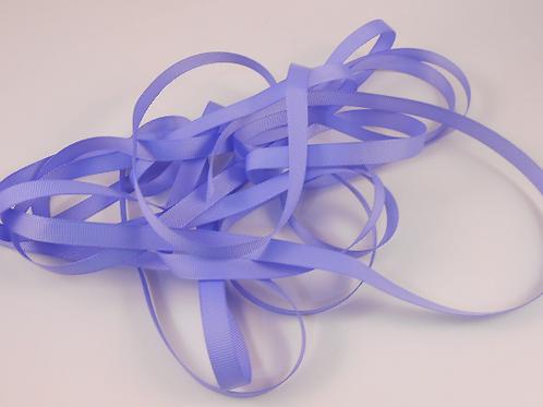 5 Yards Iris Purple Grosgrain Ribbon 3/8 inch wide embellishment