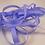 Thumbnail: 5 Yards Iris Purple Grosgrain Ribbon 3/8 inch wide embellishment