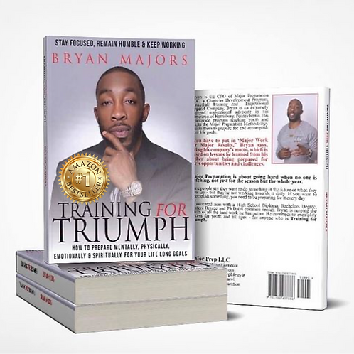 Training For Triumph Book