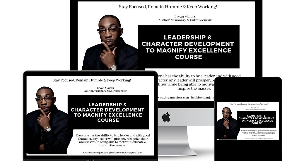 Leadership & Professional Development Course