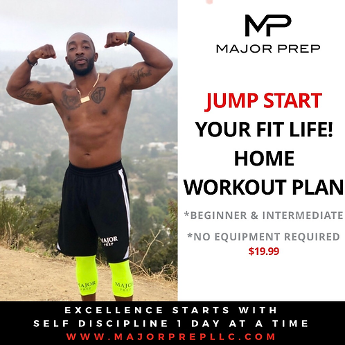 MP Fitness Program *use promo code FREE*