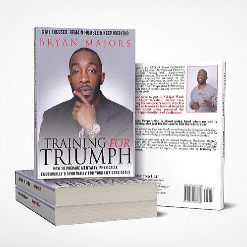 Training For Triumph Book