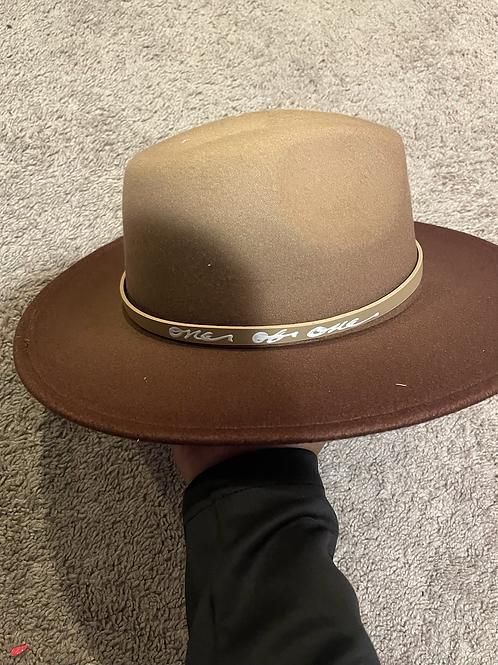 Forward Thinking Hat