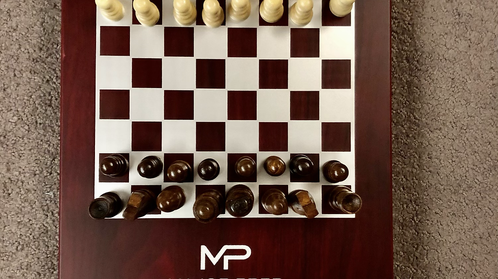 Major Prep Chess Board