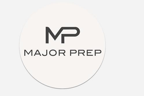 "Major Prep ""Cup Cultsters"""