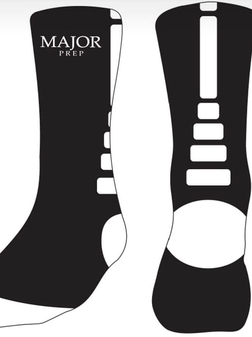 """Major Prep """"Inspire"""" Socks"""