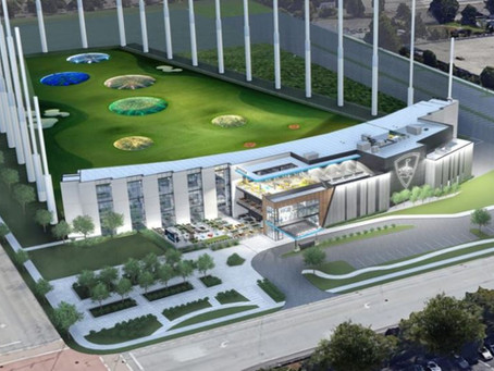 Topgolf Breaks Ground on Renton Venue
