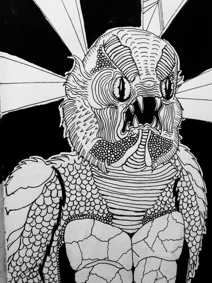 Godzillas Cousin