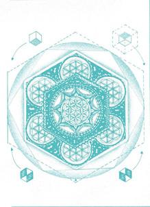 Dot Work Mandala