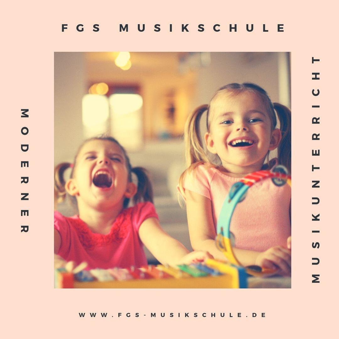 Moderner Musikunterricht....