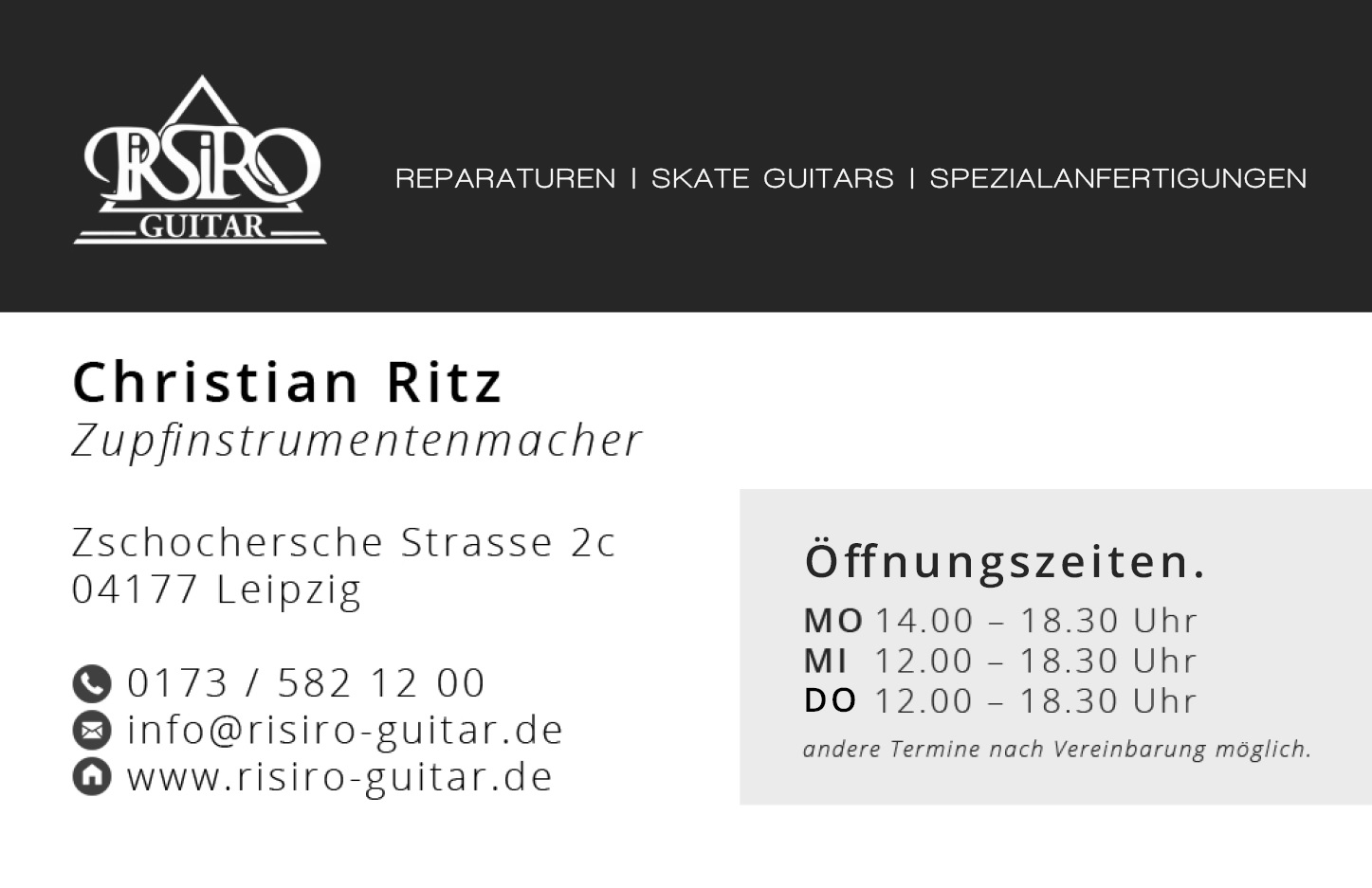 Christian Ritz - Zupfinstrumentenmac