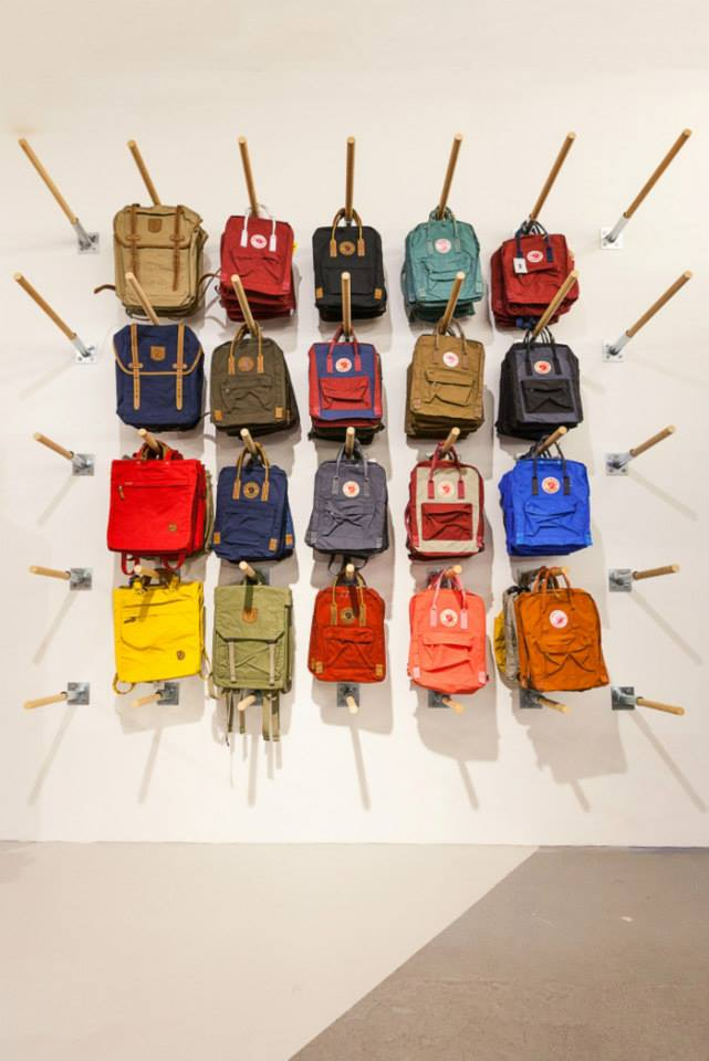 Bags Rack