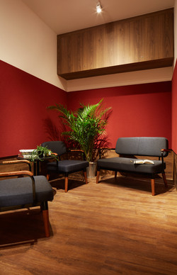 YMCA Counselling Room