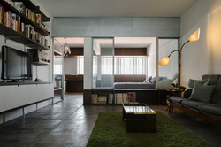 Monocot Studio - Veerasamy Apartment-1