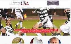 Sporting Scholarships USA