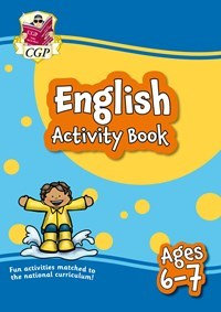English Activity Book -  Ages 6-7