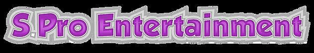 S.Pro Entertainment NEW Logo Purple_Grey