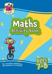 Maths Activity Book - Ages 7-8