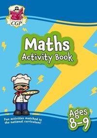 Maths Activity Book -  Ages 8-9