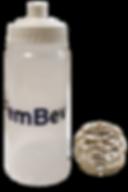 FemBev Shaker Bottle and Ball