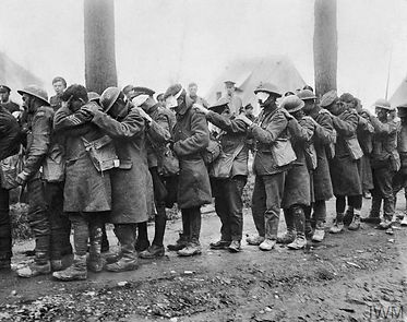 Ep 4 Tommies blinded by teargas 1918 IWM
