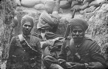 Ep 6 Sikhs in trenches WW1 (asianlite.co