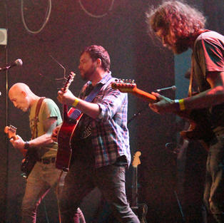 Meat Puppets+Bleedin' Noses + Munky