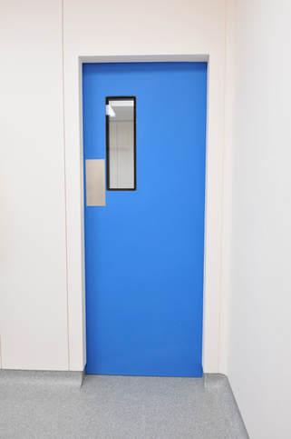 Cleanroom GRP Doors