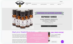 Essential oils and gels