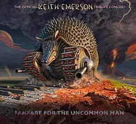 Keith Emerson - Fanfare for the Uncommon