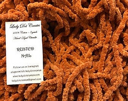 Rusted Nail Chenille