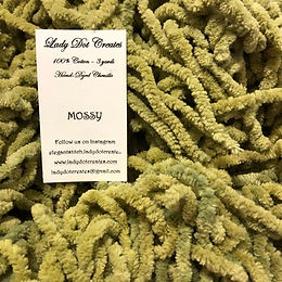 Mossy Chenille