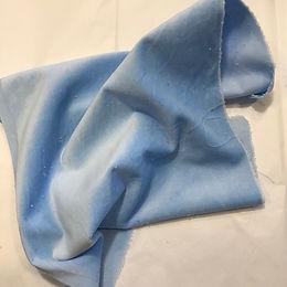 Bluebells Velveteen