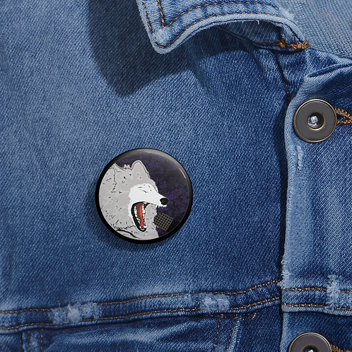 Pin Buttons: The Logo (US ONLY)
