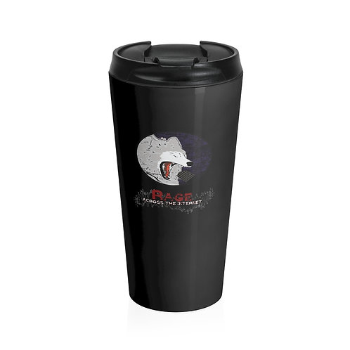 Stainless Steel Travel Mug (US ONLY)