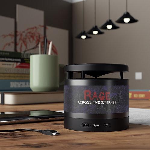 Metal Bluetooth Speaker and Wireless Charging Pad