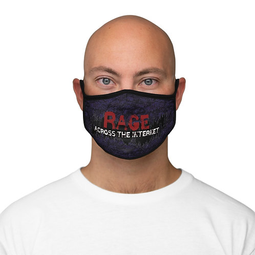 Fitted Polyester Face Mask (US ONLY)
