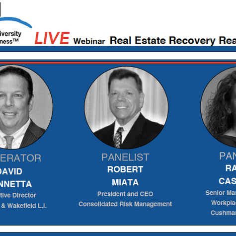 Webinar Transcript: Real Estate Recovery Readiness Guide