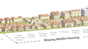 """""""Elected Officials Can Gain Voter Support By Adopting `Missing Middle` Zoning"""""""