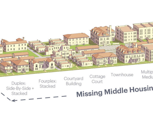 """Elected Officials Can Gain Voter Support By Adopting `Missing Middle` Zoning"""