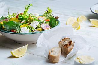 Fresh Feta Salad
