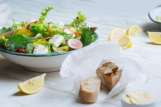 Verse Salade van Feta