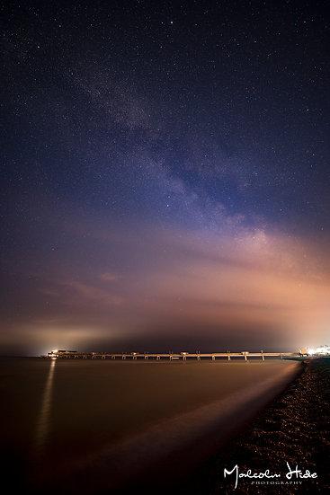 Deal Pier Milky Way 1