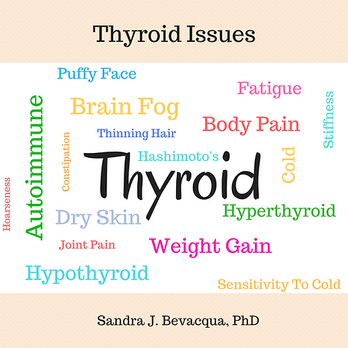 Natural Solutions For Thyroid Health